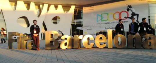 Tachobus na targach SMART CITY EXPO World Congress w Barcelonie