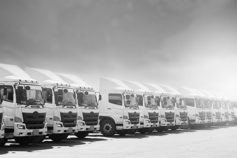 Flota ciężarowa - Legal Telematics - Kompleksowe rozwiązania i produkty dla branży transportowej
