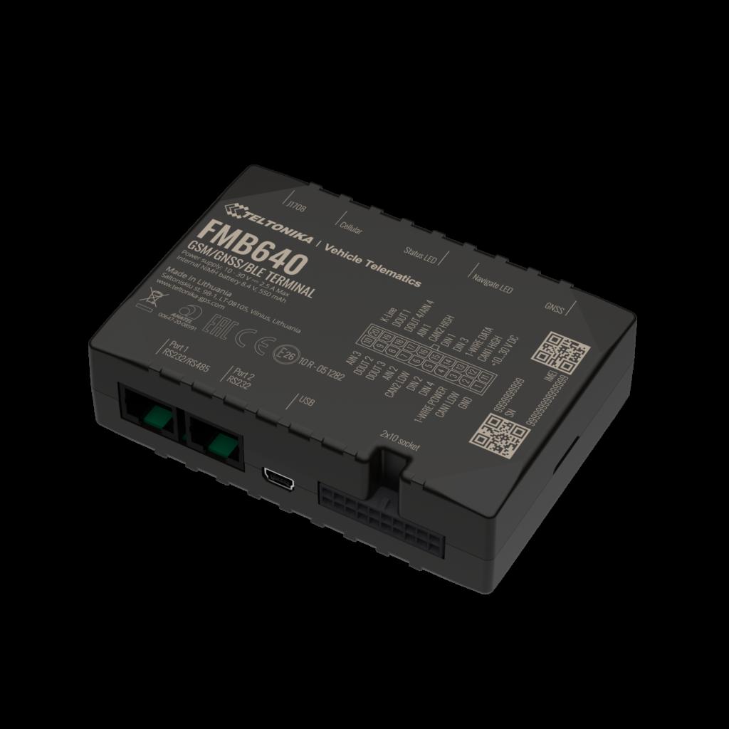 Urządzenie e-TOLL FMB640